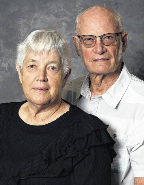 Bob and Sue Postle were recently inducted into the Central Ohio Senior Citizens Hall of Fame.