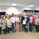 County BOE recognized by state