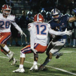 Patriots pull away from Pioneers