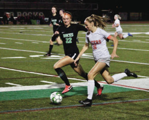 Pacers fall to Shamrocks in district semifinal
