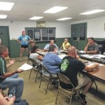 Fairgrounds grant discussion turns heated