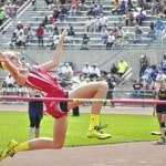 North freshman competes at state meet