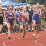 South's Wright runs at state