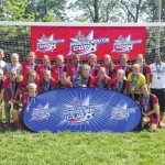 Local team wins Ohio South's President Cup for U15 girls