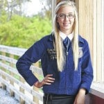 McQuiston elected state FFA officer