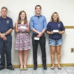 LEU awards scholarships