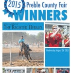 Preble County Fair Winners 2015