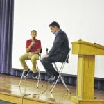 Youth for Christ reaches out to community leaders