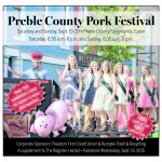 Preble County Pork Festival 2015