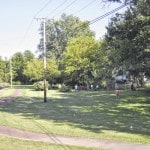 Mars Petcare is building a dog park in the village of Lewisburg