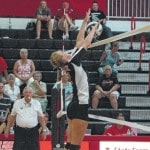 Preble Shawnee volleyball beats Carlisle at home, falls to Dixie in tough road game