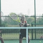 Preble Shawnee Tennis focusing on SWBL Buckeye title