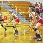 TV South off to hot start on volleyball court