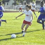 Twin Valley South girls soccer stays unbeaten, routes Middletown Christian