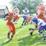 Another tough gridiron match for Trail