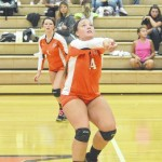 National Trail volleyball grabs CCC road win