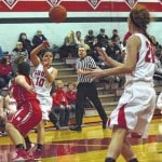 Twin Valley South girls basketball gets early season victory over Northridge