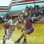 Tri-County North girls basketball scores opening day win against Northridge