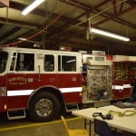 Gratis Fire receives new fire engine for department