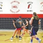 With one senior, Preble Shawnee girls basketball have young, but experienced roster