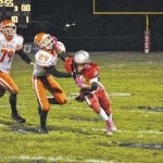 North routs Trail to close out season