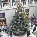 Preble County Courthouse is ready for Christmas holiday