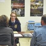 Shawnee hosts District 5 parliamentary procedure contest for FFA
