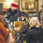 Council on Aging delivers holiday food