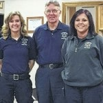 Lewisburg recognizes new Level 2 firefighters
