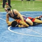 Eaton grapplers have successful holiday break