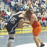 NT faces area's best wrestlers at Valley View Invite