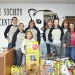 Summit Chiropractic donates to Preble County Humane Society