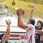 North boys drop two games on week
