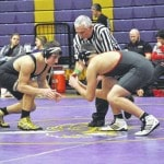 Eaton advances in dual tourney