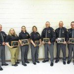 Sheriff names Employees of Year
