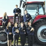 MVCTC FFA selects officers for 2016-17