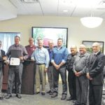 City thanks Rotary for donation