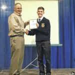 Eaton MVCTC FFA places third in state