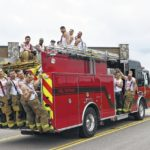 Firefighters, EMS workers sought for charity calendar