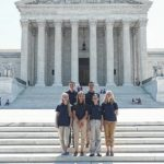 Butler Rural Electric Cooperative Inc.'s Youth Tour visits Washington D. C