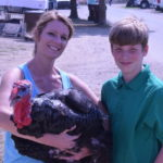 TCN 7th grader wins big with first turkeys
