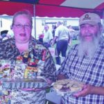 Cake, pie auction buys new coolers for produce barn