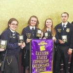 THS FFA excels at contest