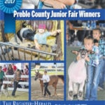 2017 Preble County Junior Fair Winners