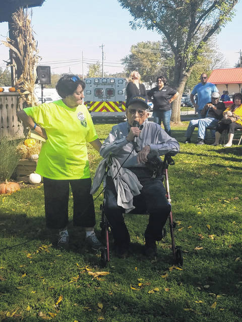 Kiwanis Citizen of the Year, James Hurst<strong> </strong>