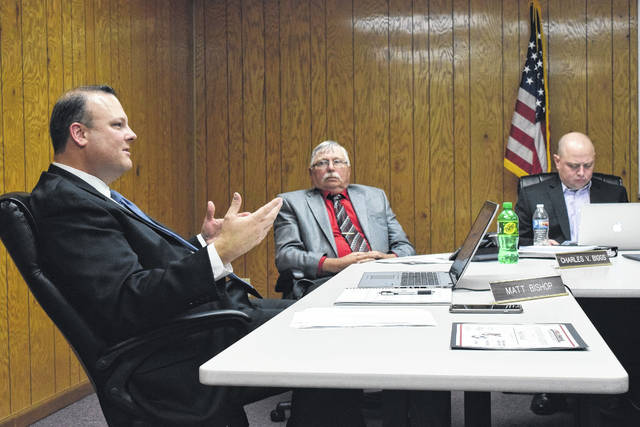 The Preble Shawnee Board of Education and Superintendent Matt Bishop discussed the failed levy during a meeting on Thursday, Nov. 9. They had previously decided not to put the issue on the ballot again if it failed a third time.