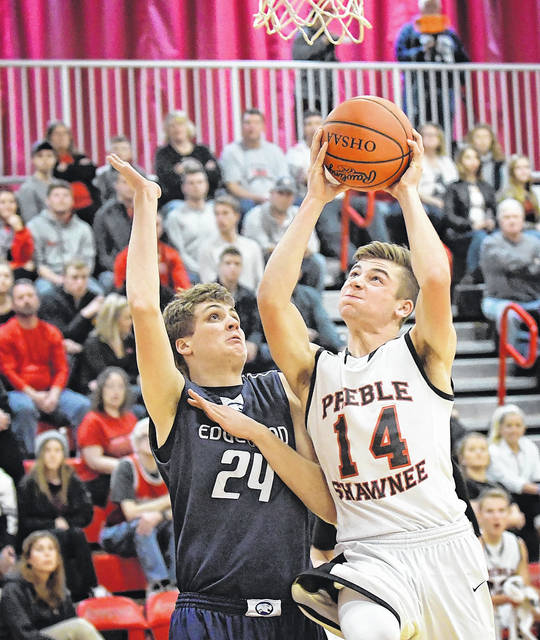 Preble Shawnee's Chase Thompson is expected to play a key role for the Arrows as they seek a second straight league title.