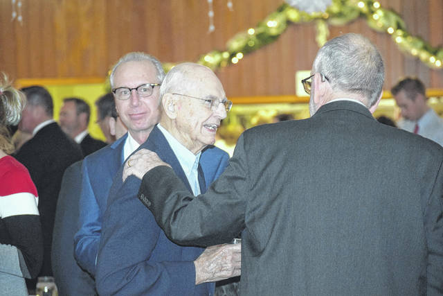 The Preble County Chamber of Commerce held their 26th annual Chamber Holiday Gala and Awards Ceremony on Wednesday, Dec. 5. The event brought together different businesses and organizations in the County to honor the year's outstanding achievements.