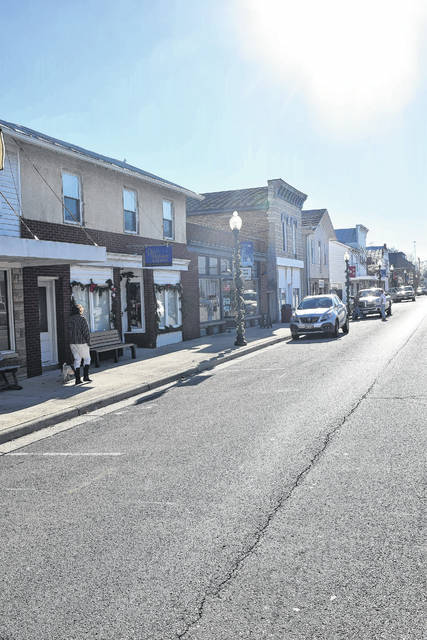 The Downtown Lewisburg Revitalization project has not yet met its quota for building rehabilitation and is quickly running out of funds to do so. As a solution, funds from the sidewalk repair will be transferred into the building rehabilitation fund in order to fulfill the agreement with the state. There is already a notable change in the downtown.