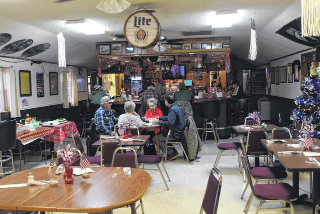 Veterans gathered at VFW Post 8066 on Pearl Harbor Remembrance Day for a sense of camaraderie and a free lunch.